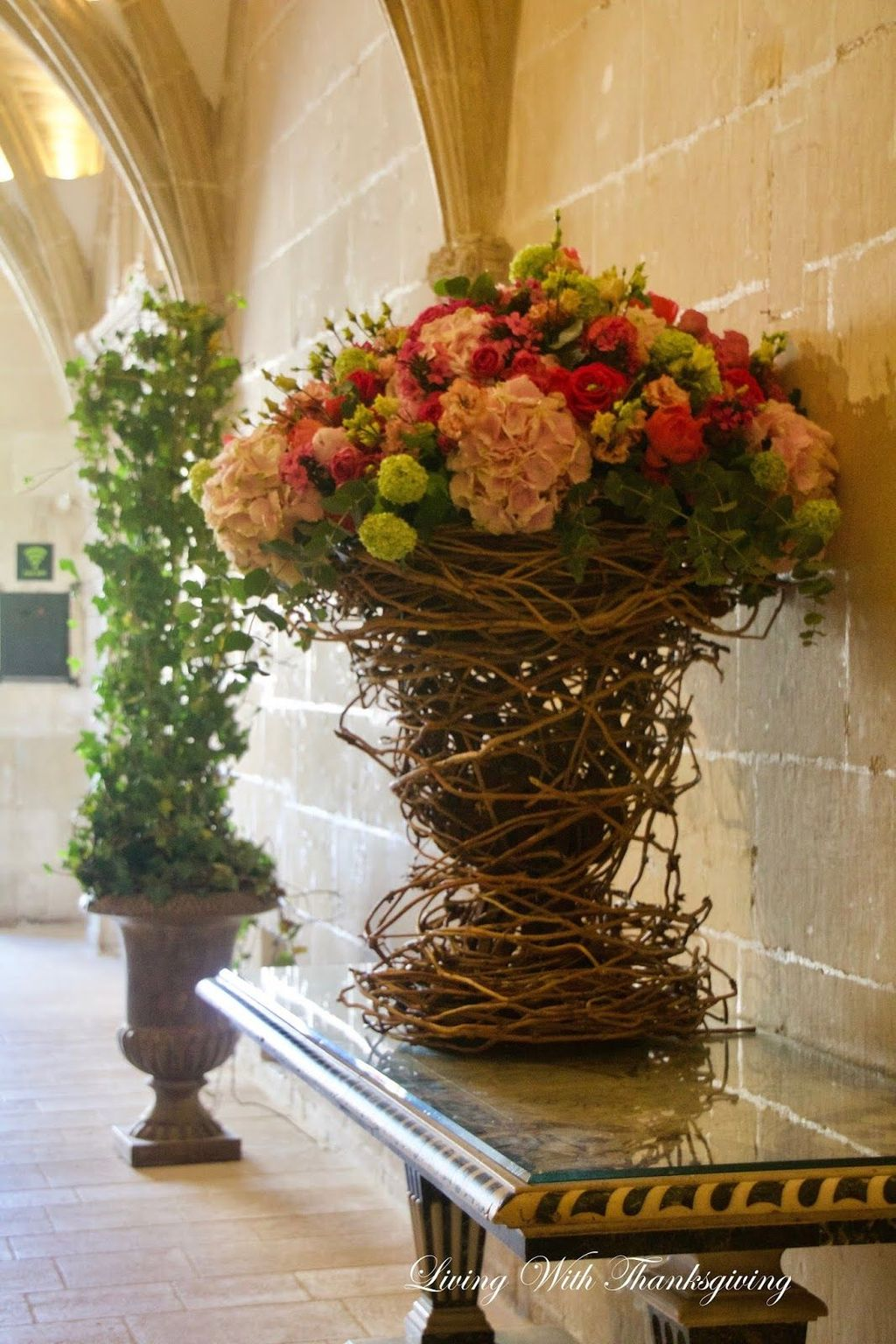 Nice Thanksgiving Flower Arrangements Design Ideas 33