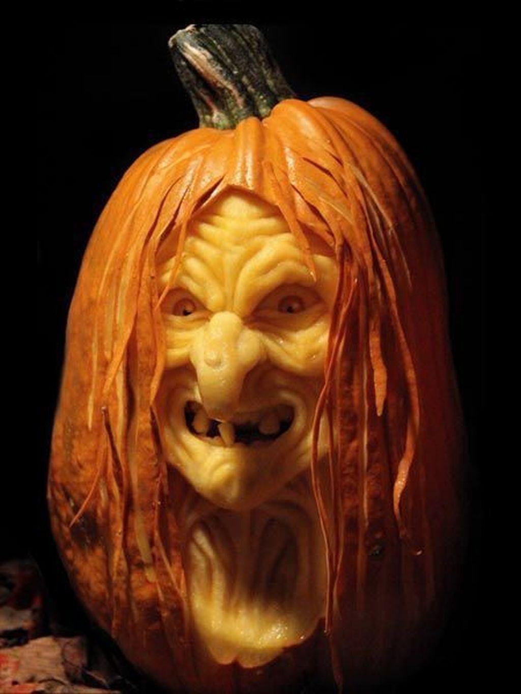 Popular Halloween Pumpkin Design Ideas 01