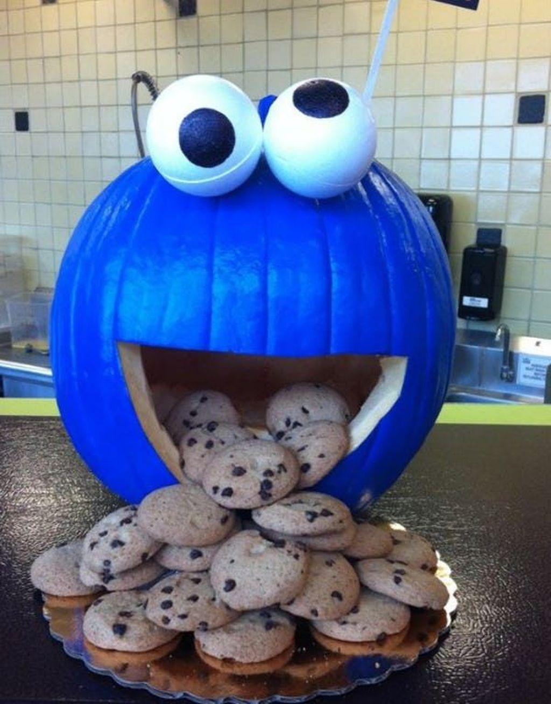 Popular Halloween Pumpkin Design Ideas 03
