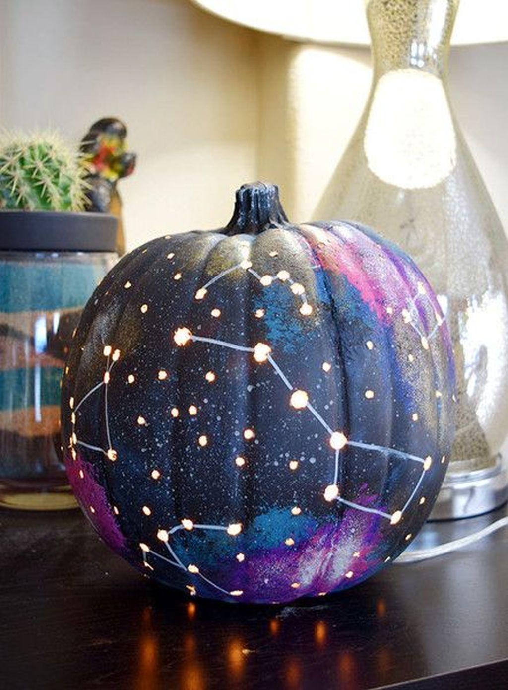 Popular Halloween Pumpkin Design Ideas 27