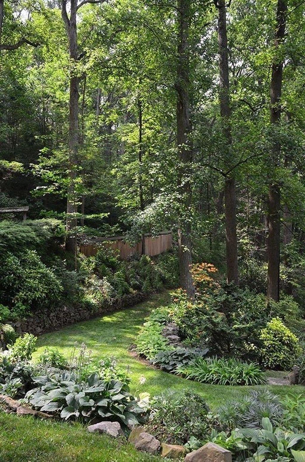 Popular Terraced Landscaping Slope Yard Design Ideas 13