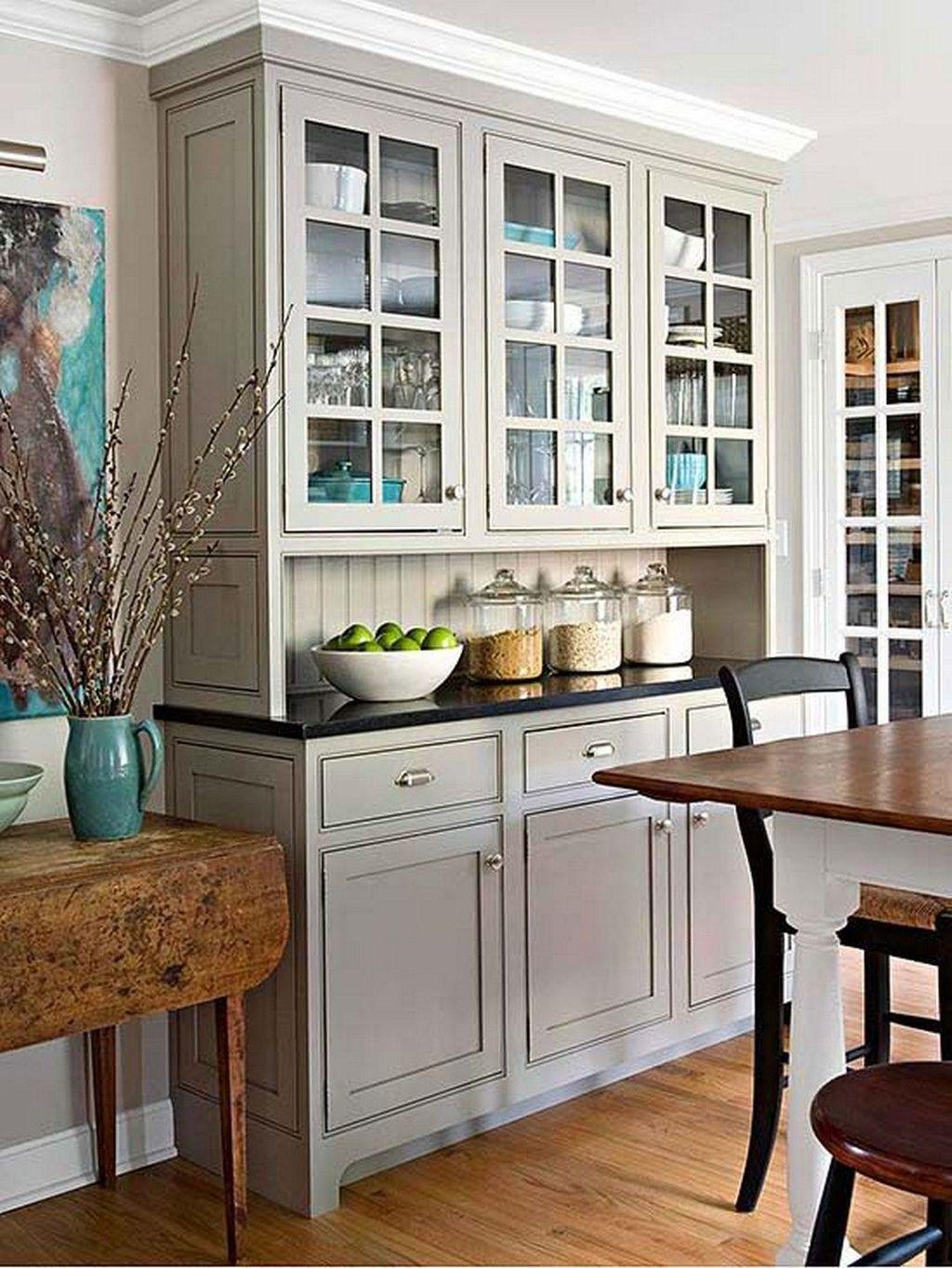 Popular Traditional Kitchen Design Ideas 05
