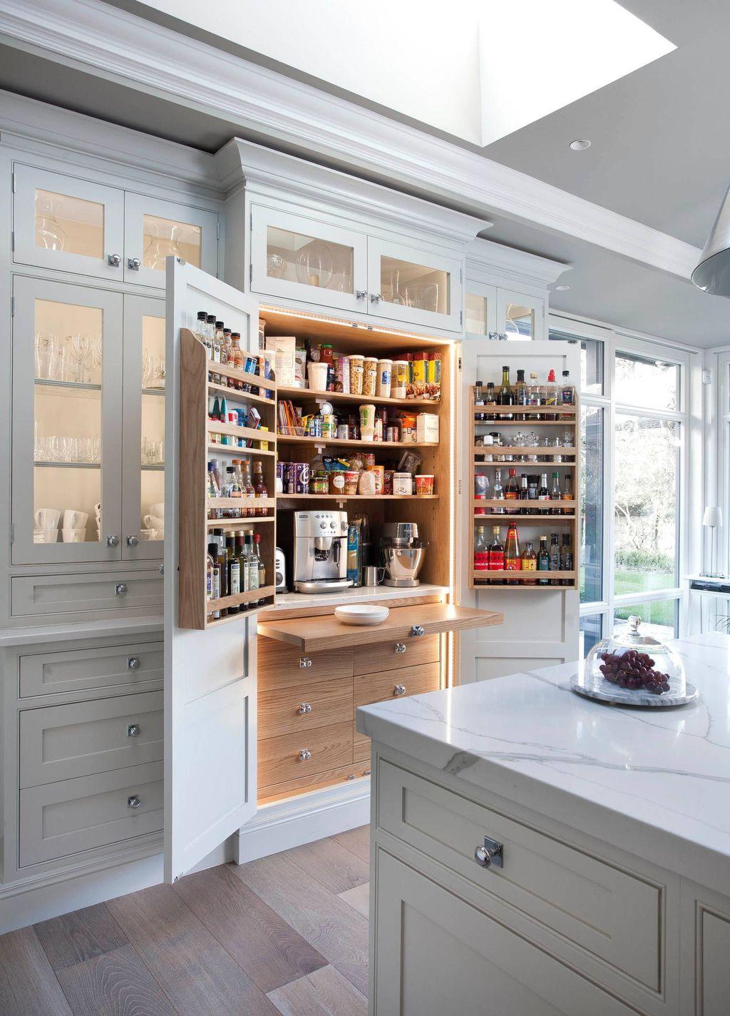 Popular Traditional Kitchen Design Ideas 15