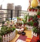 Stunning Apartment Garden Design Ideas 05