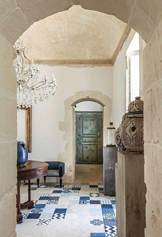 Stunning Italian Rustic Decor Ideas For Your Living Room 05