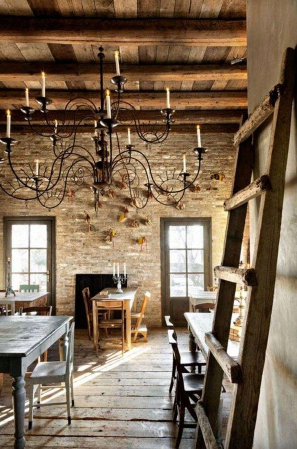 Stunning Italian Rustic Decor Ideas For Your Living Room 13