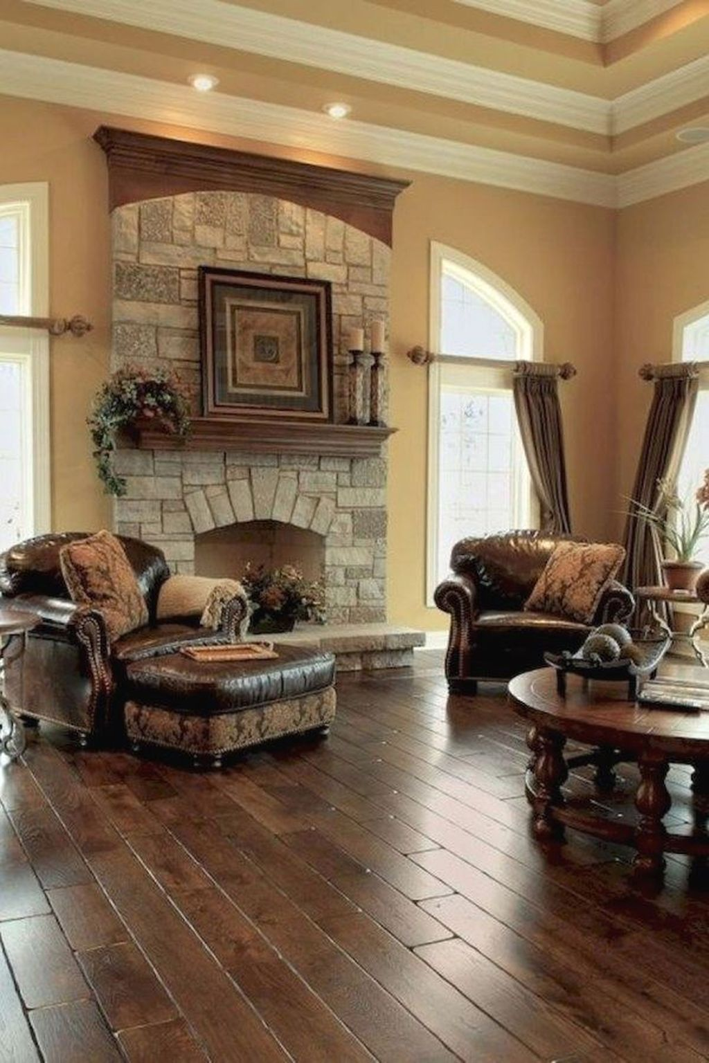 Stunning Italian Rustic Decor Ideas For Your Living Room 17