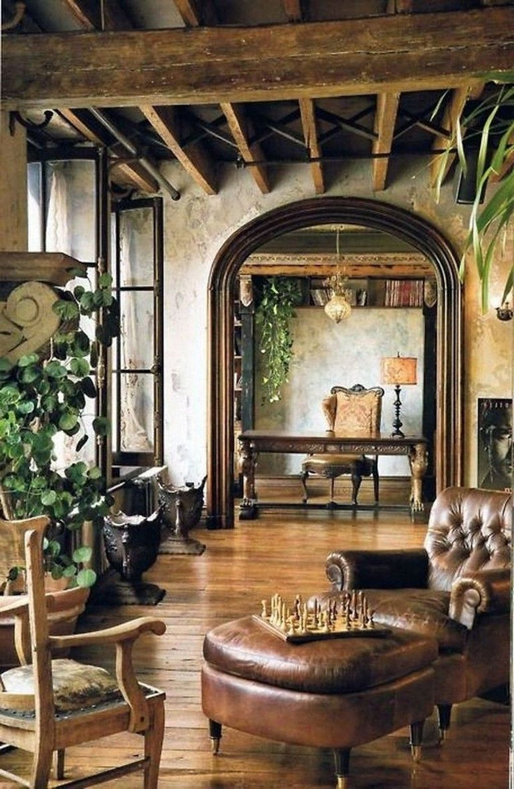 Stunning Italian Rustic Decor Ideas For Your Living Room 30