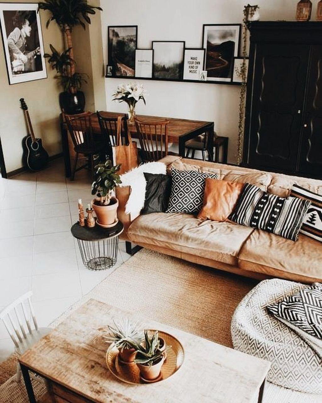 Stunning Mid Century Apartment Decor Ideas 17