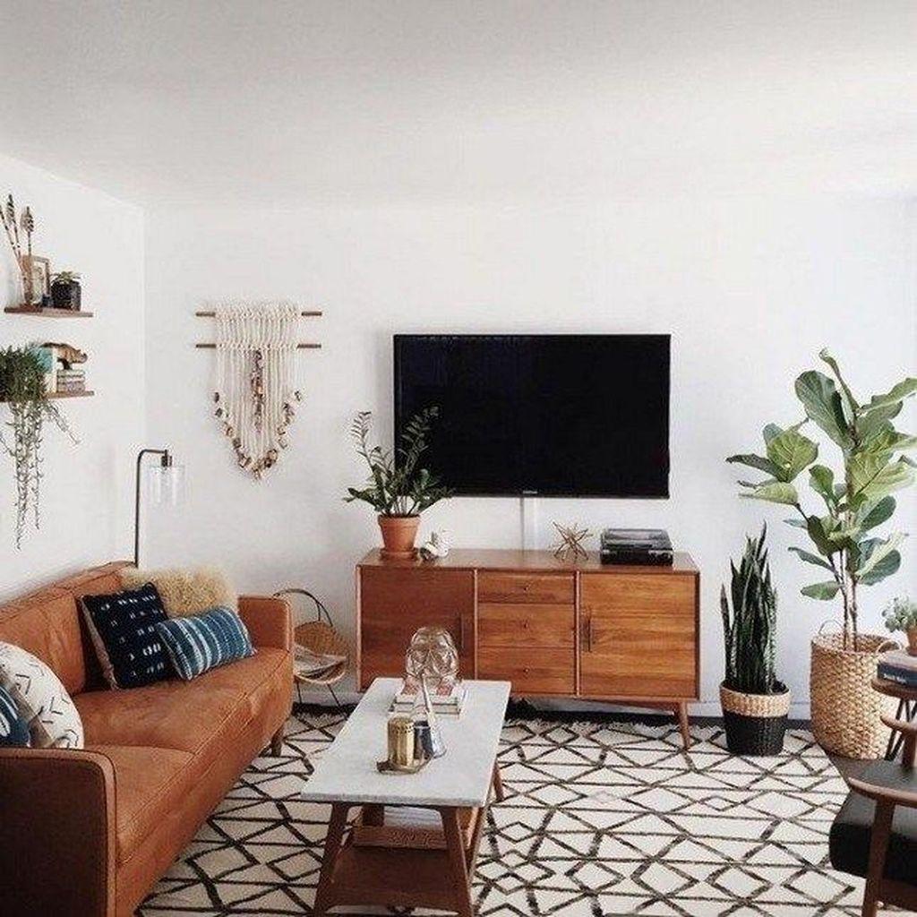 Stunning Mid Century Apartment Decor Ideas 20