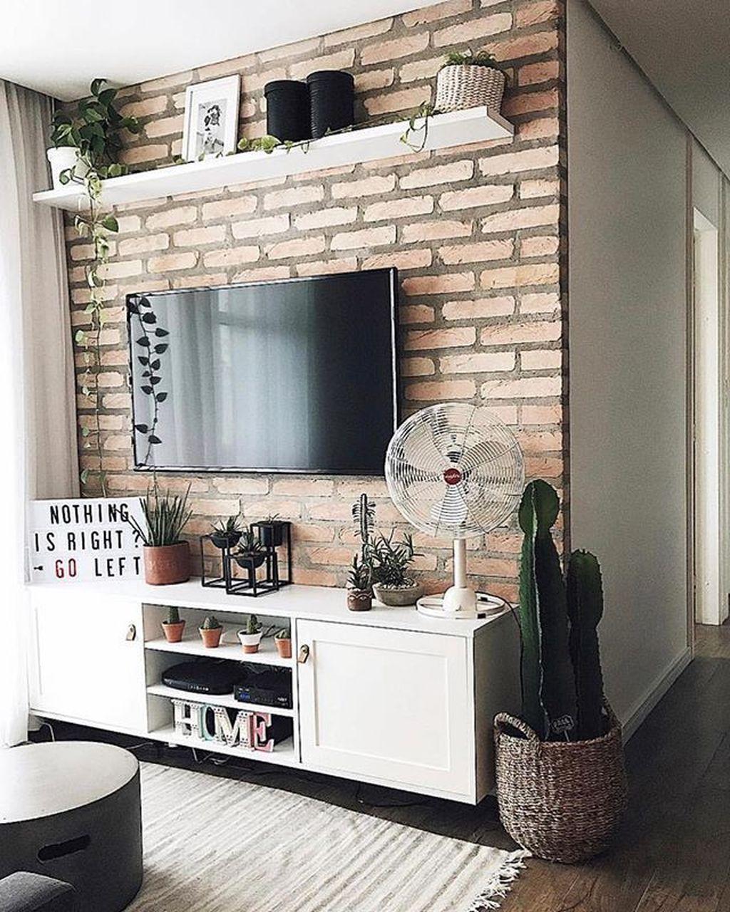Stunning Mid Century Apartment Decor Ideas 26
