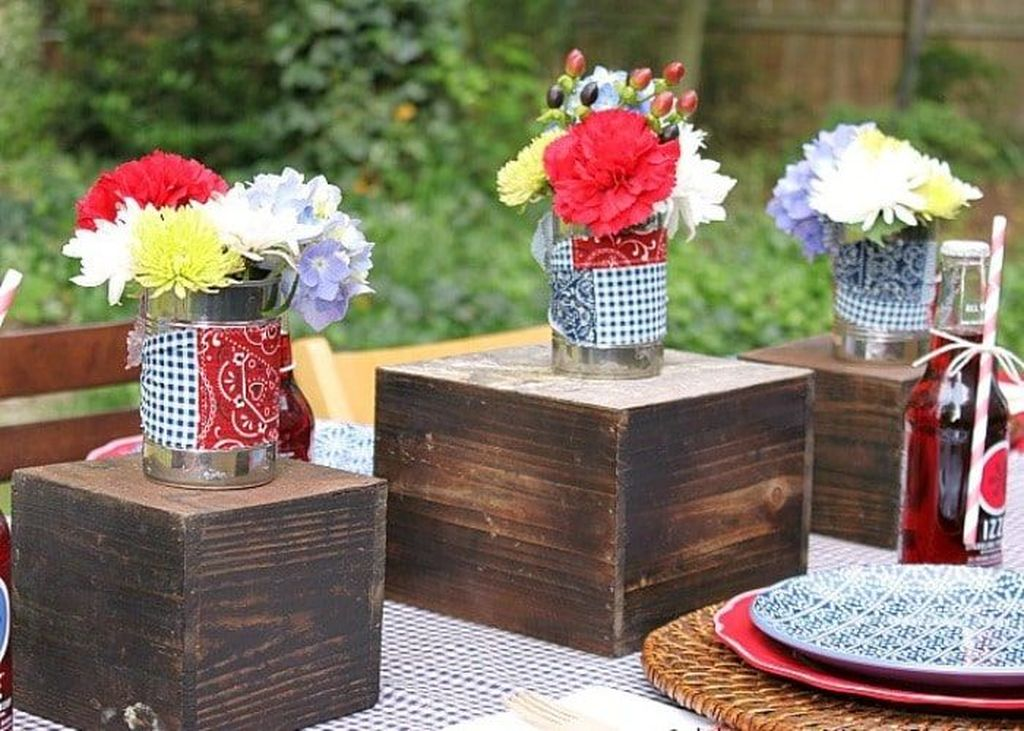 The Best Backyard Summer Party Decorating Ideas 01