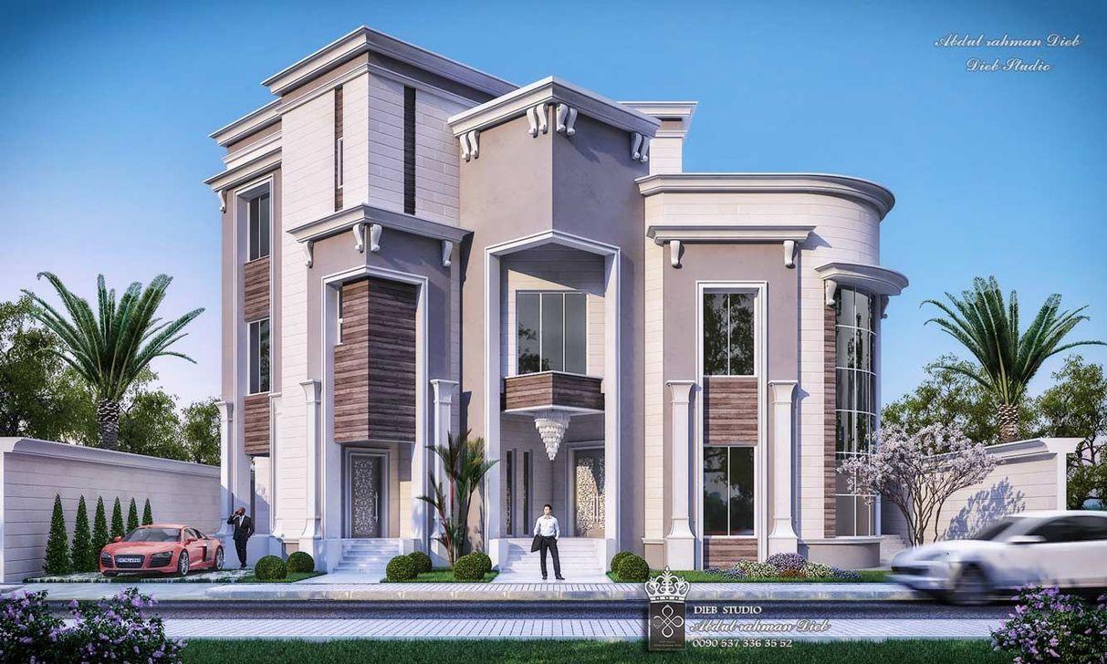 The Best Classic Exterior Design Ideas Luxury Look 05