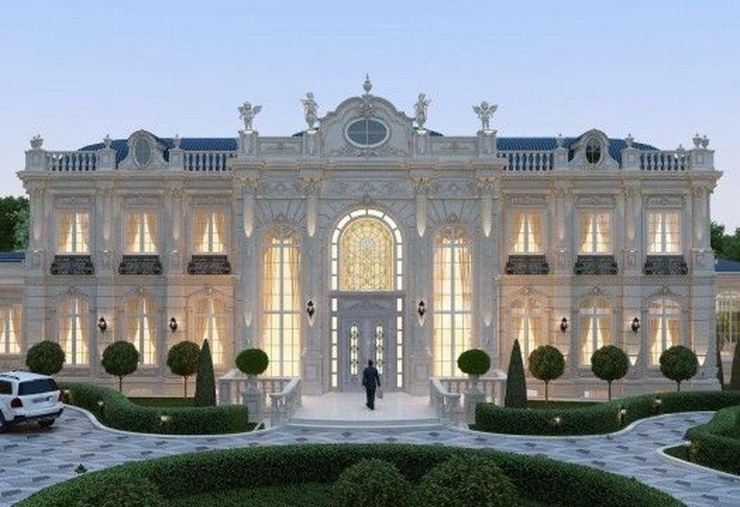 The Best Classic Exterior Design Ideas Luxury Look 15