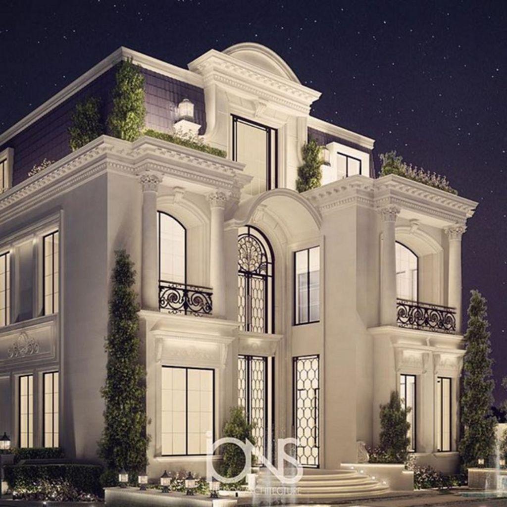 The Best Classic Exterior Design Ideas Luxury Look 16