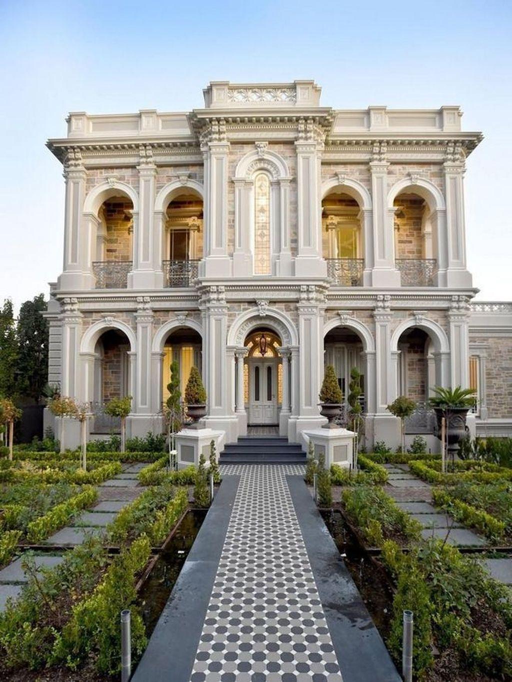 The Best Classic Exterior Design Ideas Luxury Look 21