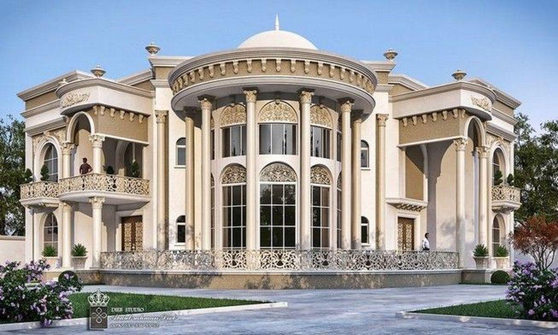 The Best Classic Exterior Design Ideas Luxury Look 31