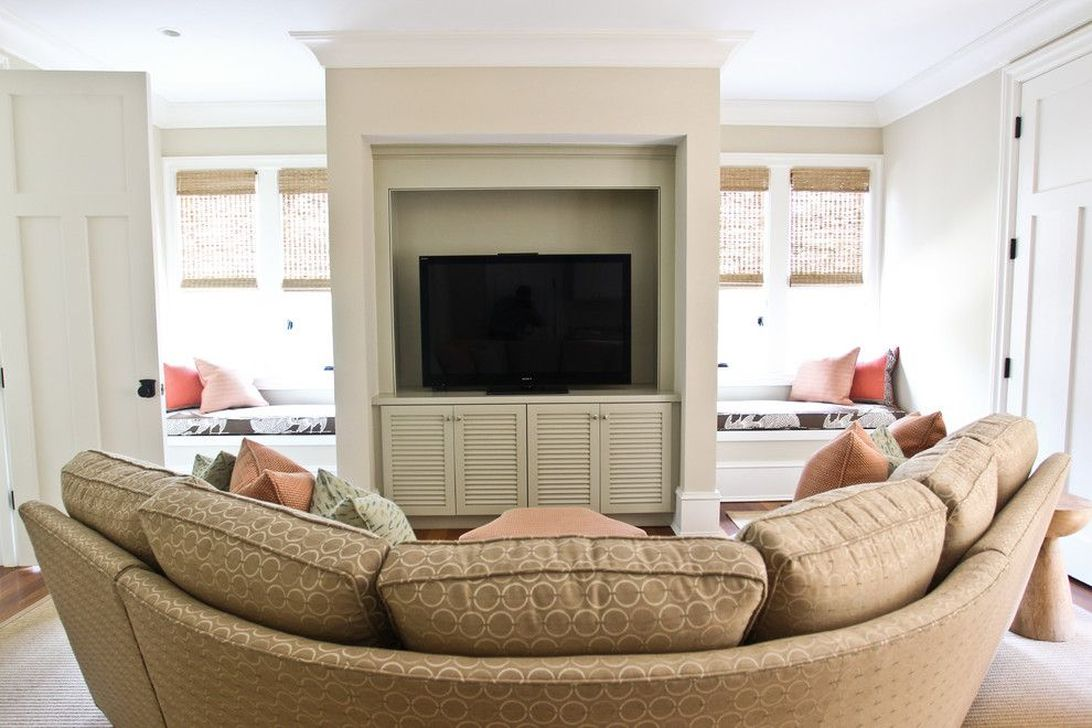 The Best Curved Sofa For Living Room Layout Ideas 07