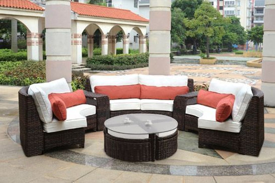 The Best Curved Sofa For Living Room Layout Ideas 12