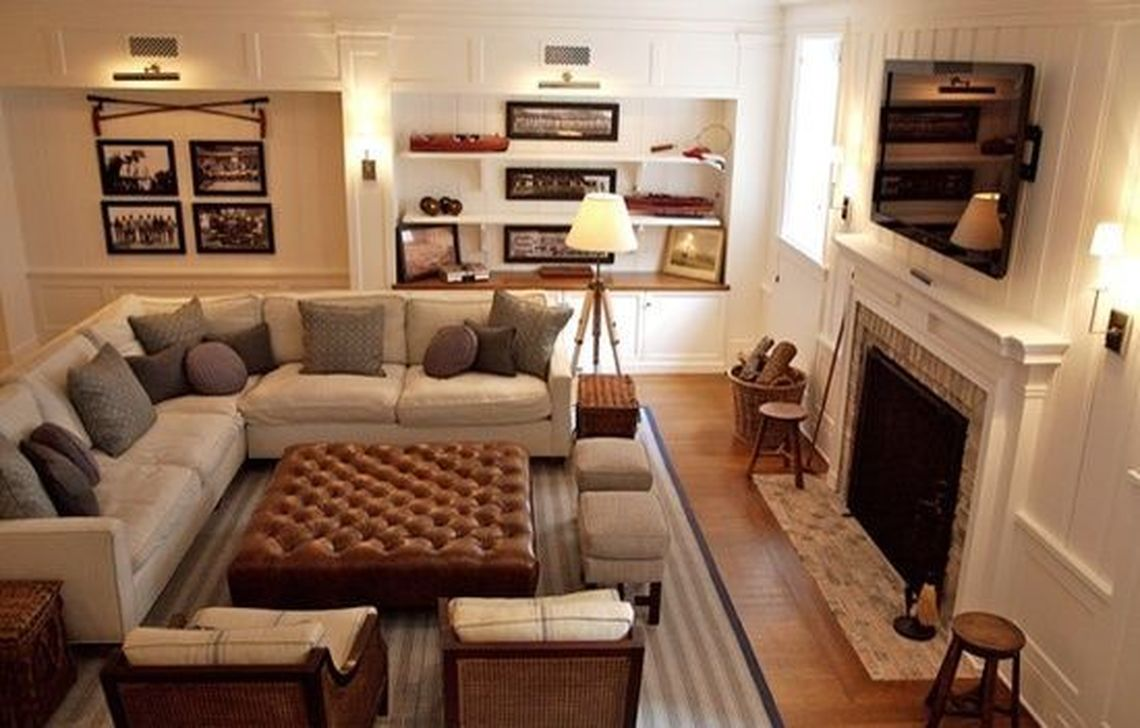 The Best Curved Sofa For Living Room Layout Ideas 29