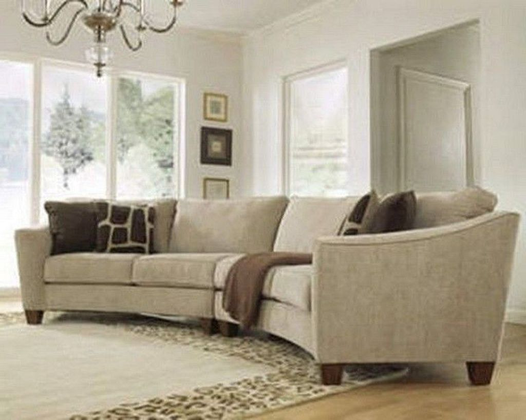 The Best Curved Sofa For Living Room Layout Ideas 30
