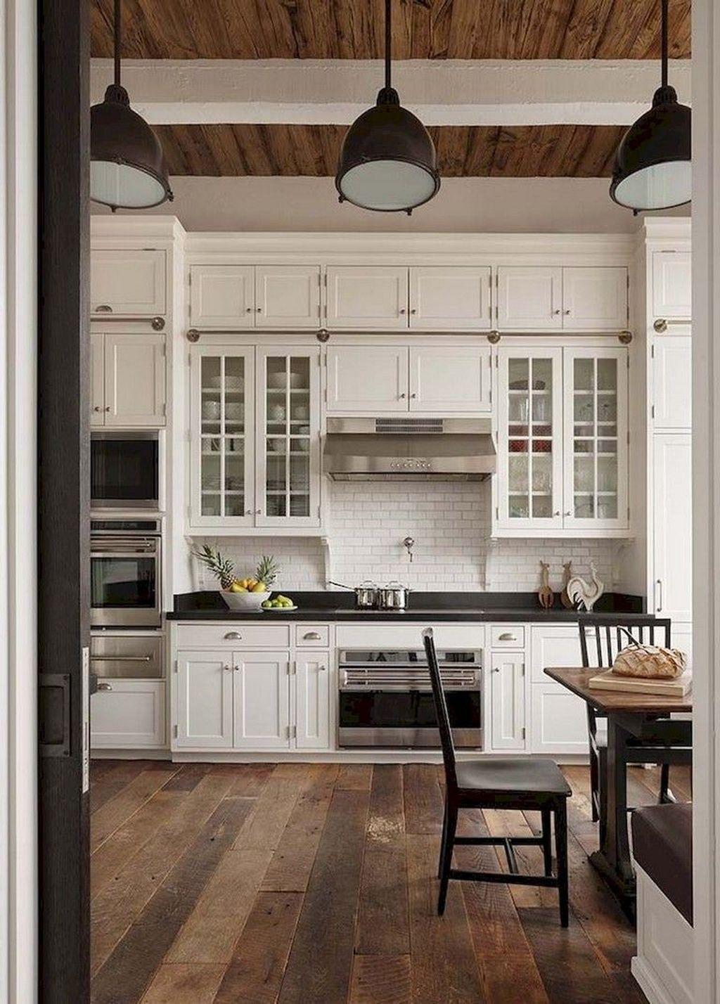 The Best Farmhouse Kitchen Decor Ideas 13