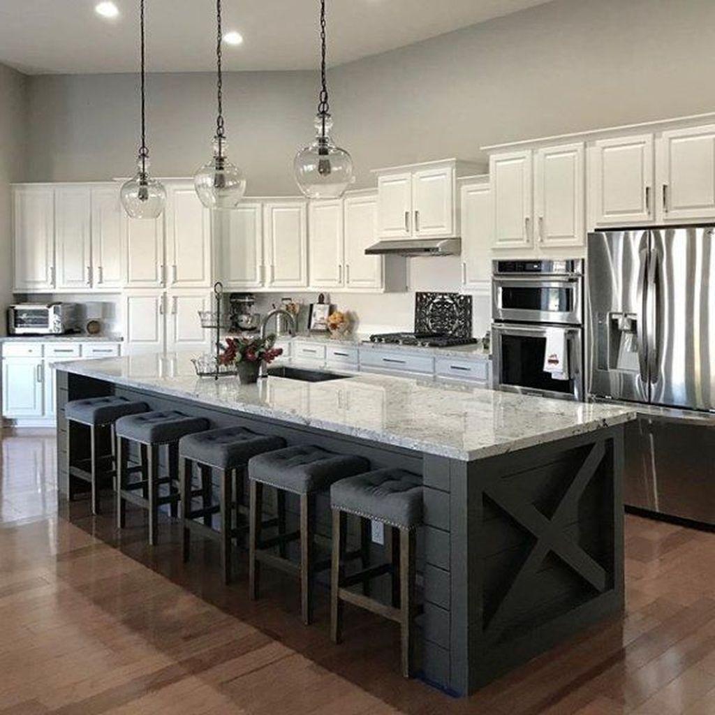 The Best Farmhouse Kitchen Decor Ideas 21