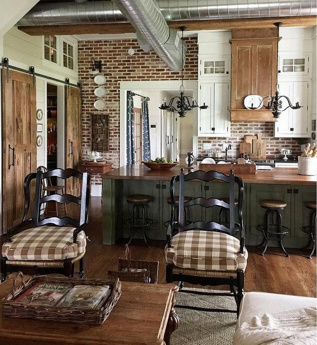 The Best Farmhouse Kitchen Decor Ideas 28