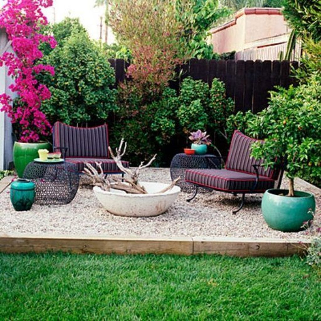 The Best Front Yard Landscaping Ideas Sitting Area 27