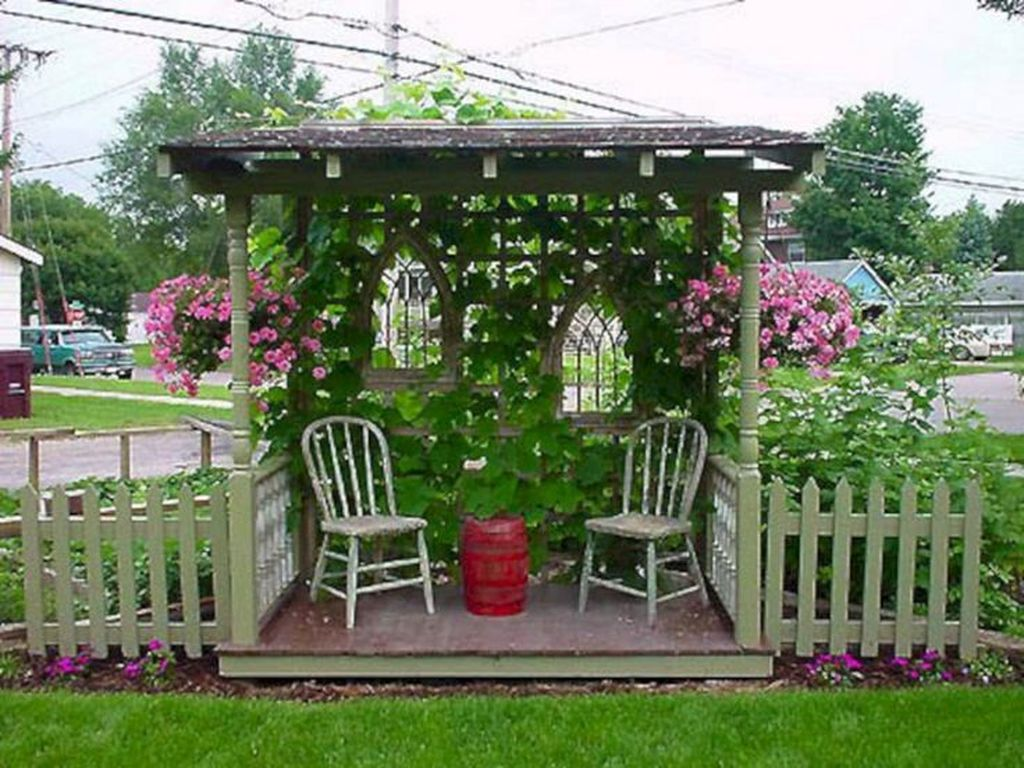 The Best Front Yard Landscaping Ideas Sitting Area 31