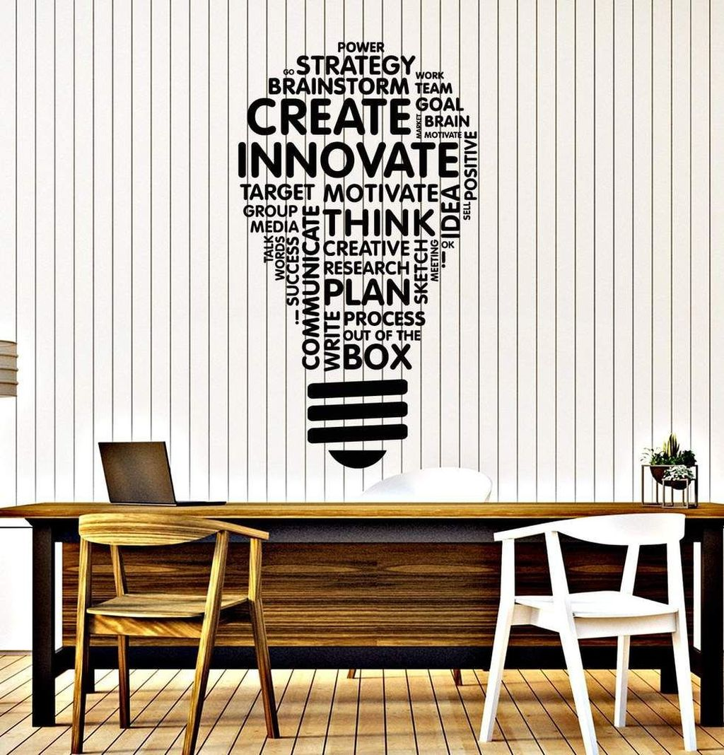The Best Office Artwork Design Ideas 01