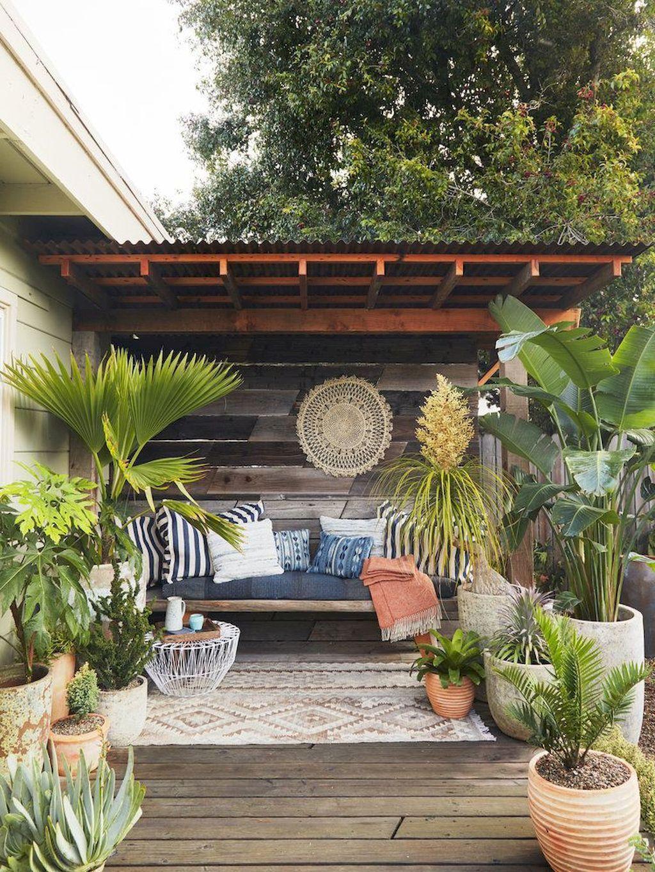 Wonderful Backyard Patio Design Ideas For Outdoor Decor 01