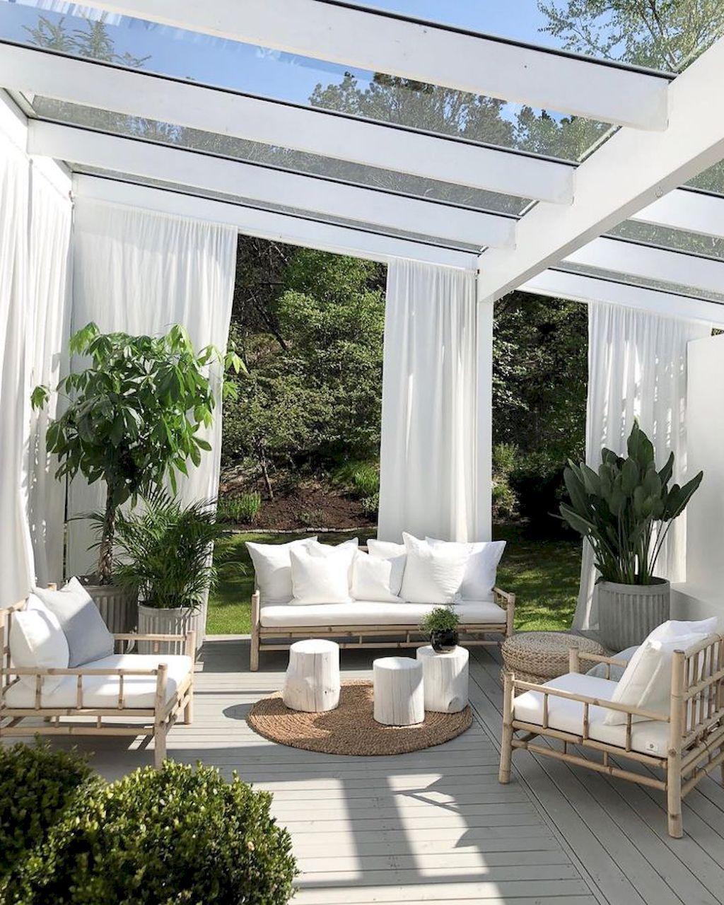 Wonderful Backyard Patio Design Ideas For Outdoor Decor 16