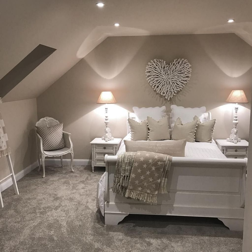 Amazing Attic Bedroom Design Ideas That You Will Like 08