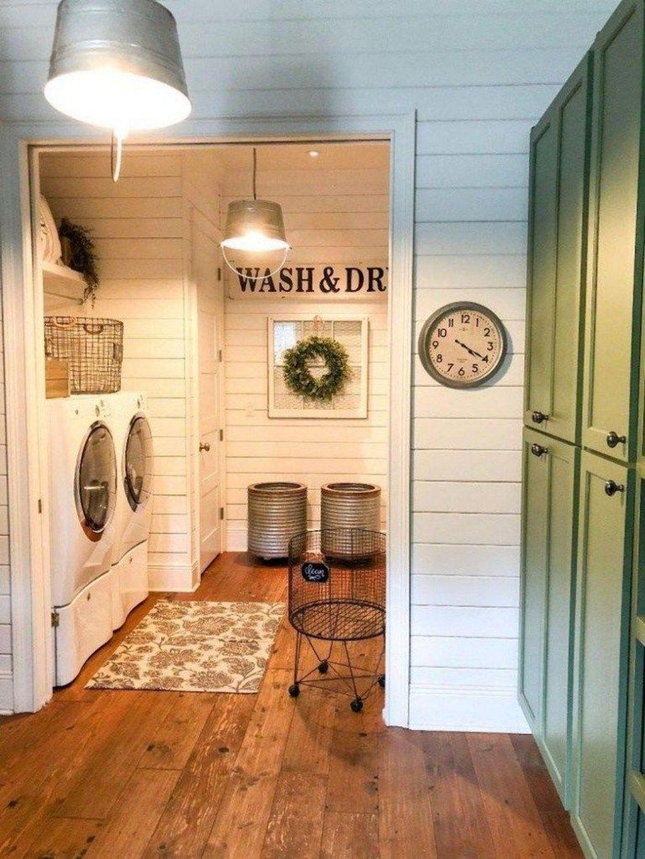 Amazing Farmhouse Bathroom Decor Ideas 32
