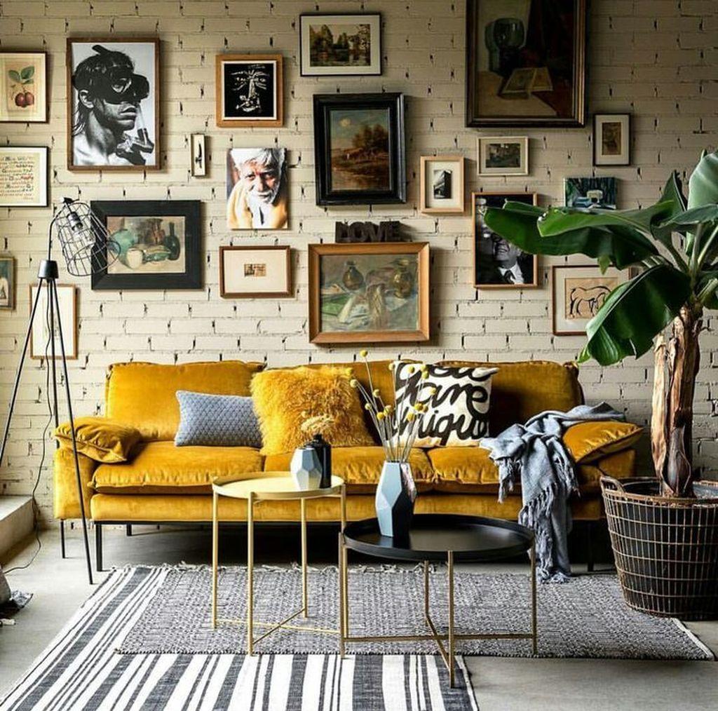 Amazing Vintage Living Room Decor Ideas 01