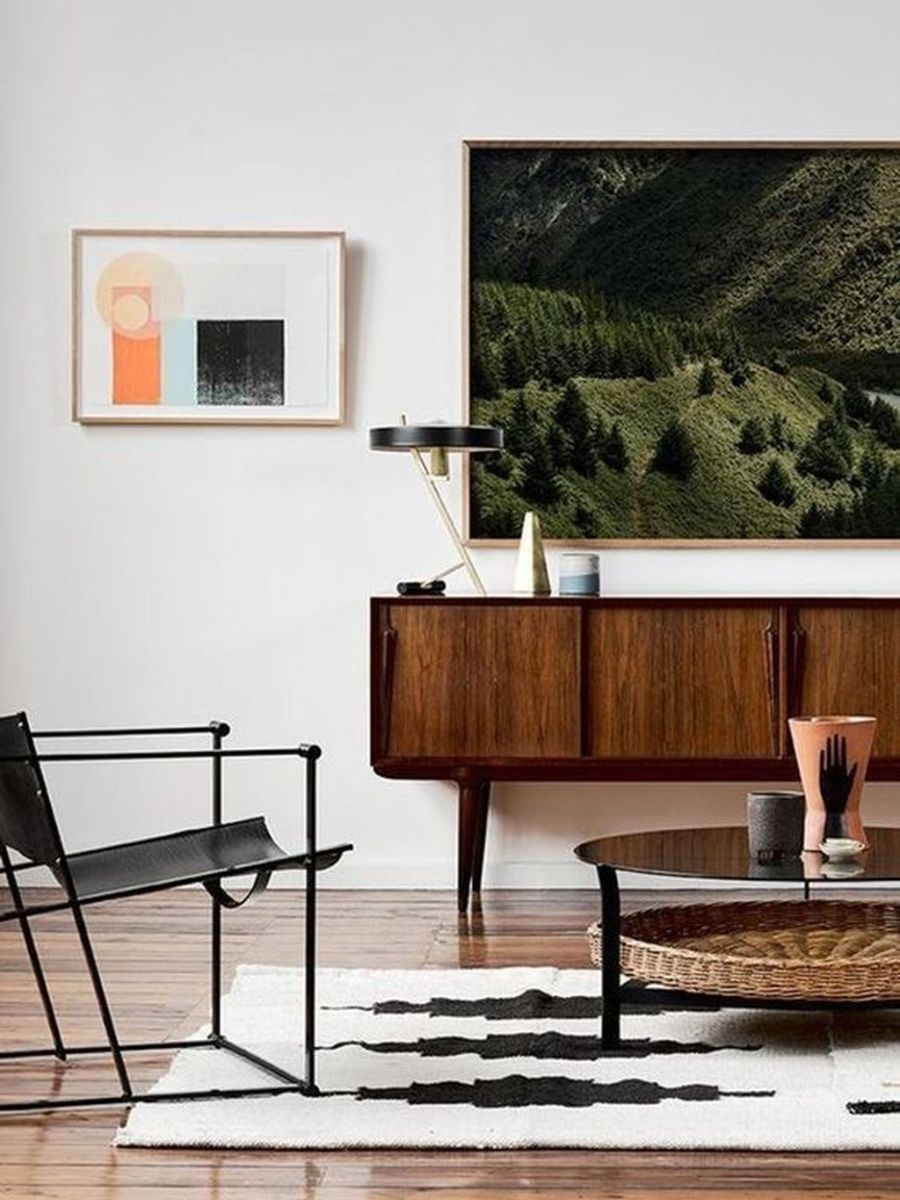 Amazing Vintage Living Room Decor Ideas 19