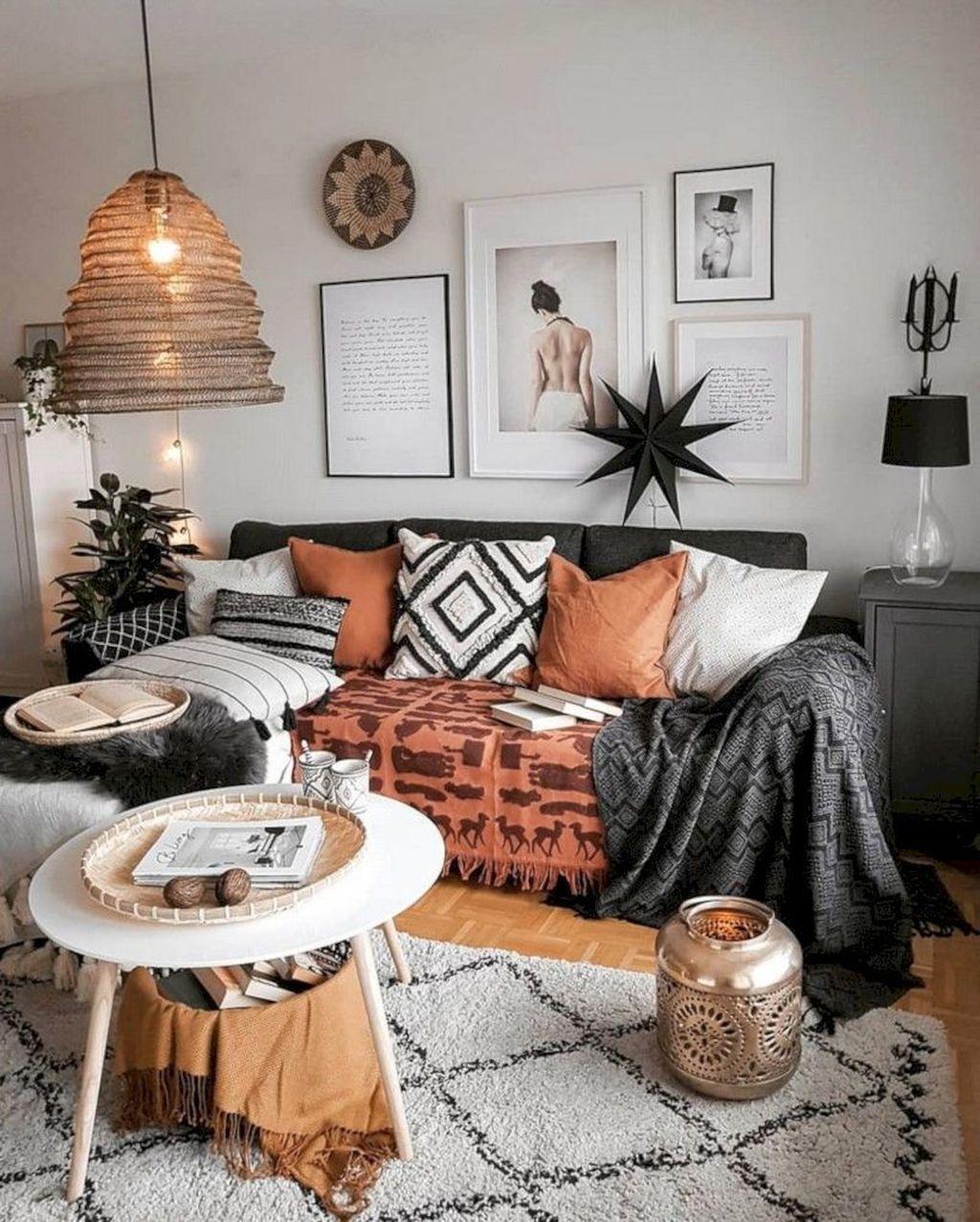Amazing Vintage Living Room Decor Ideas 21