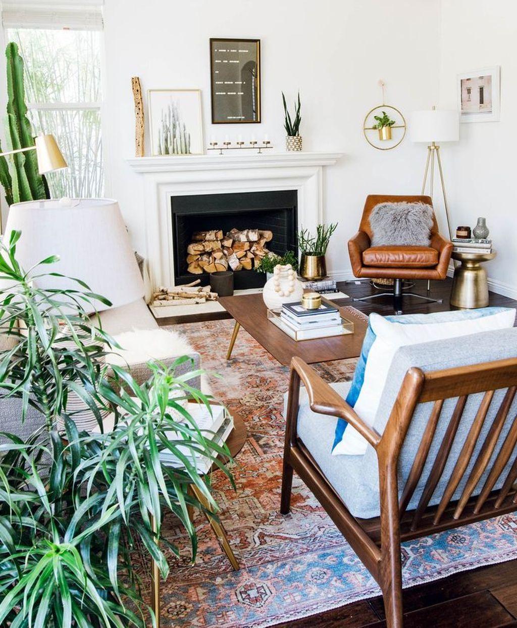 Amazing Vintage Living Room Decor Ideas 27