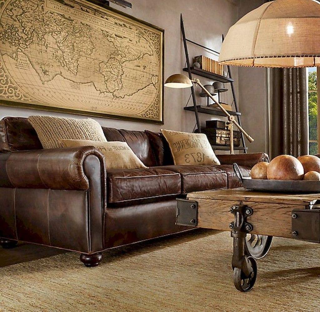 Amazing Vintage Living Room Decor Ideas 28