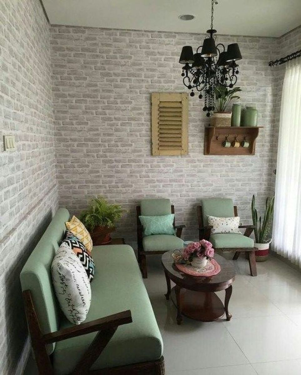 Amazing Vintage Living Room Decor Ideas 30