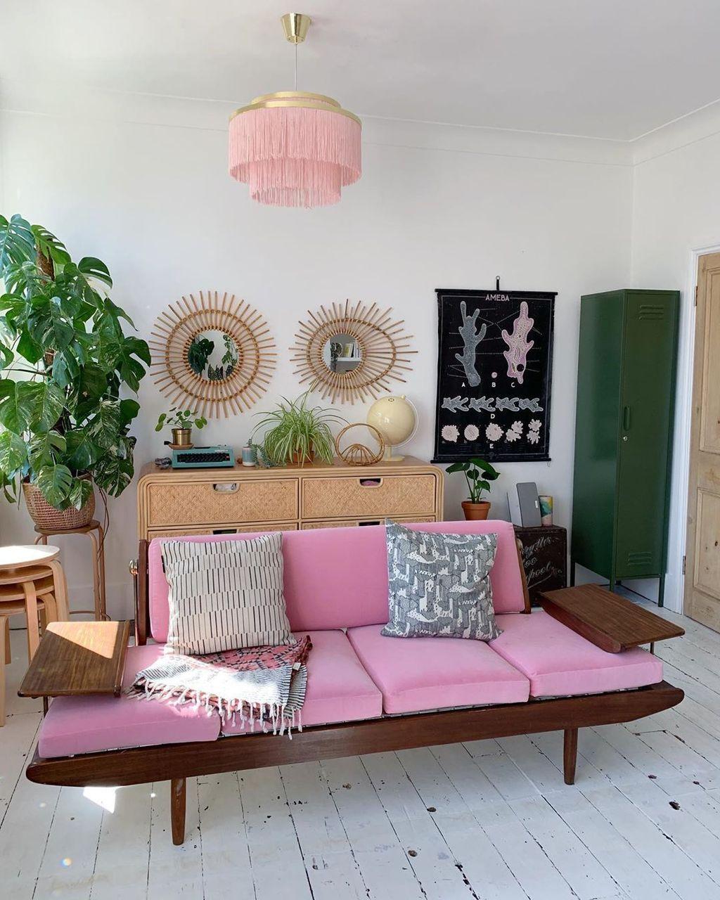 Amazing Vintage Living Room Decor Ideas 32