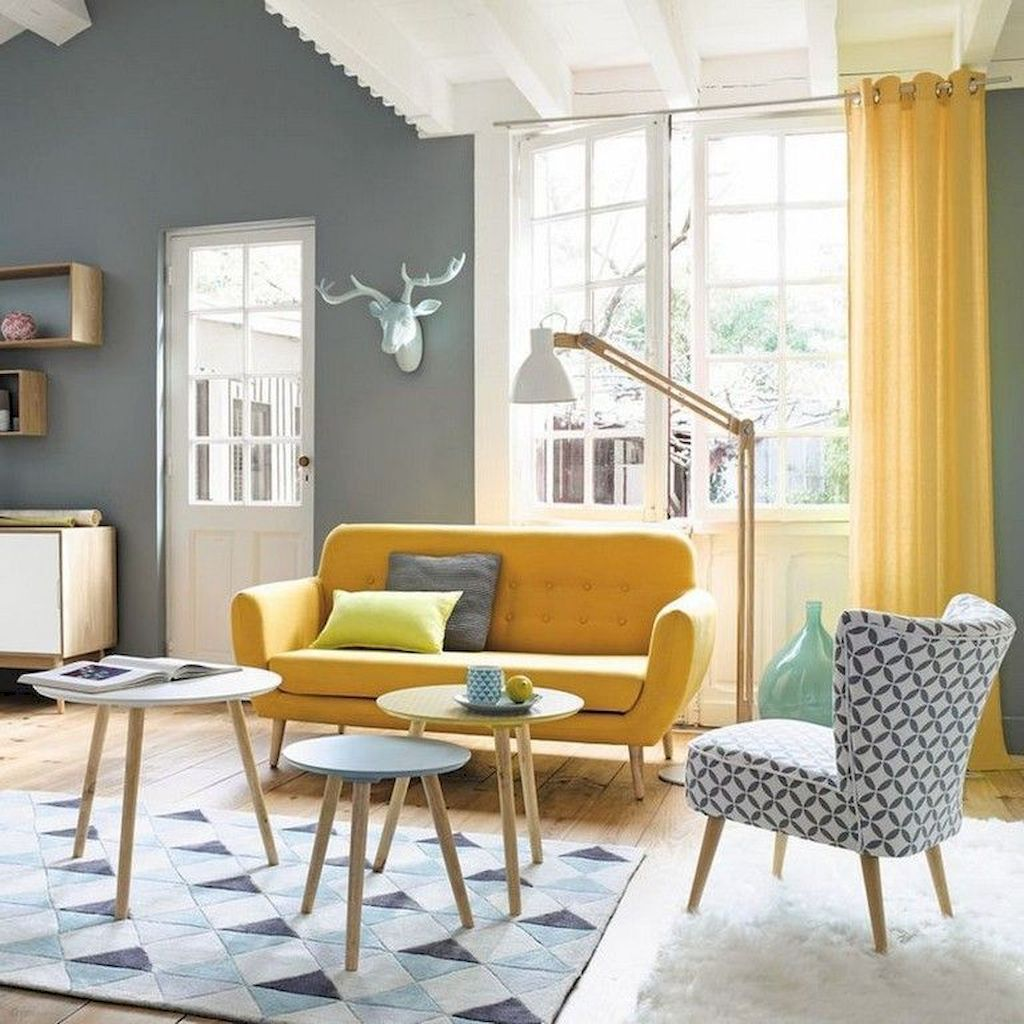 Amazing Vintage Living Room Decor Ideas 33
