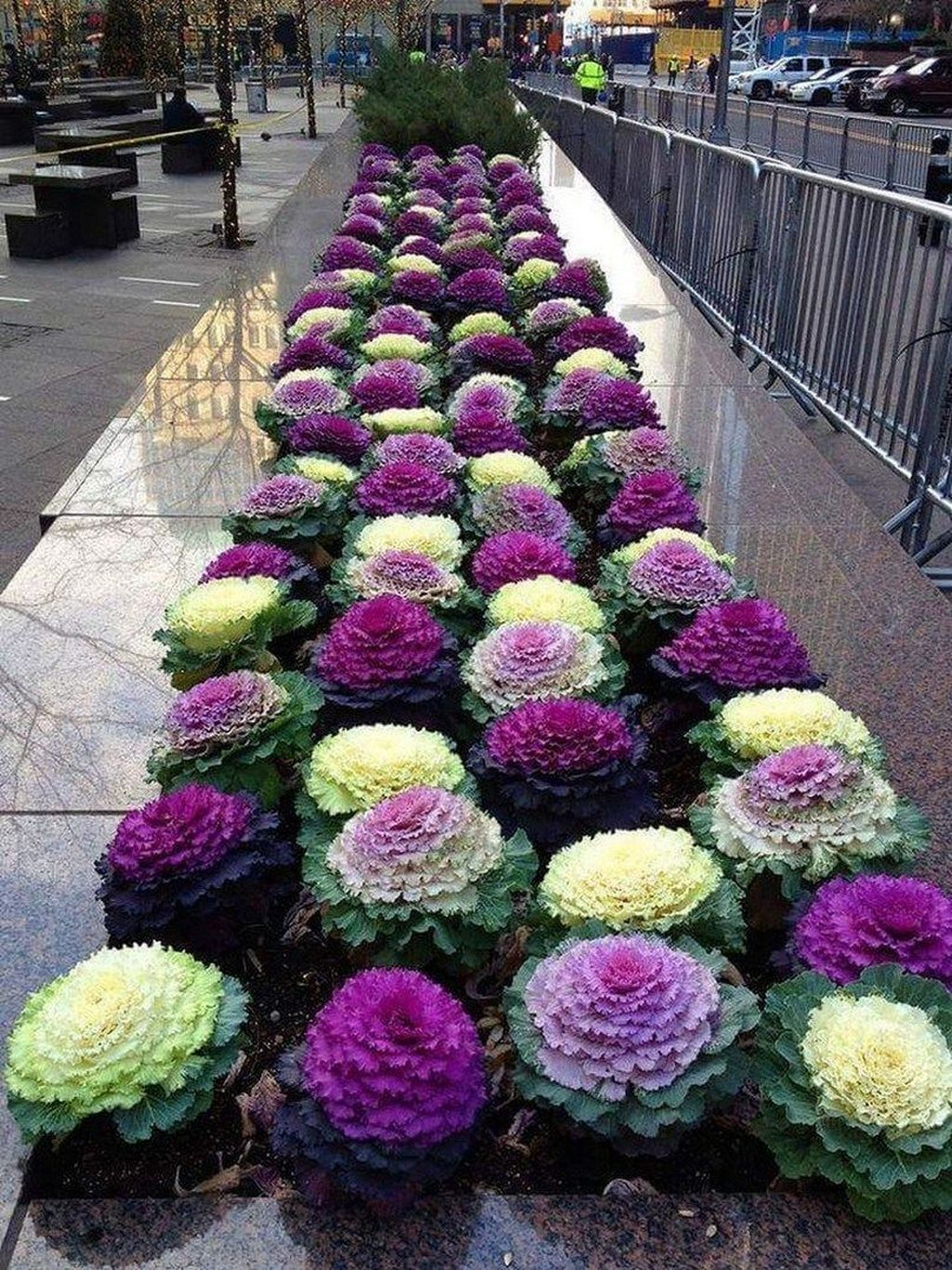 Beautiful Flower Beds Design Ideas In Front Of House 33