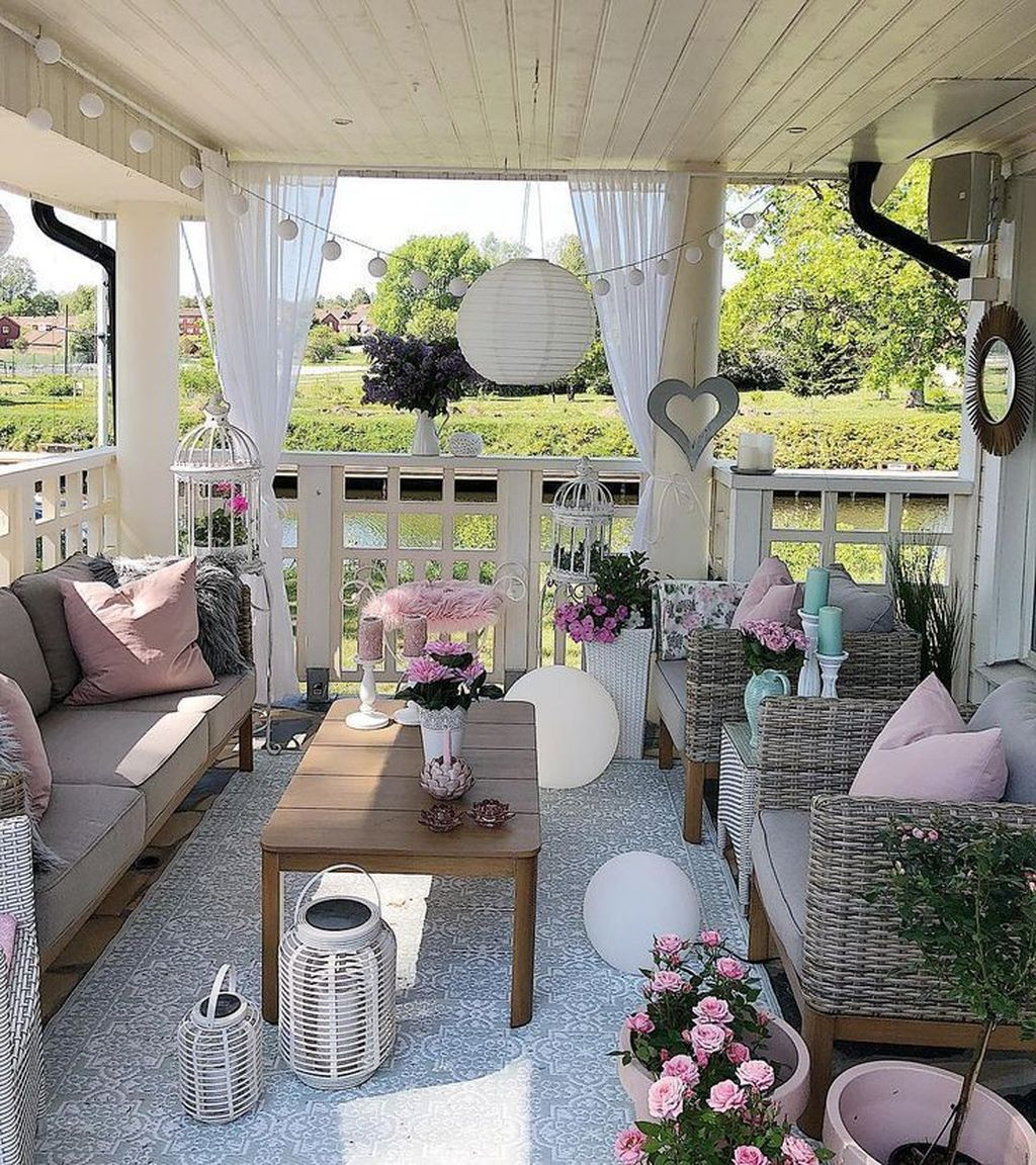 Home Design Ideas Front: 34 Beautiful Front Porch Decor Ideas With Bohemian Style