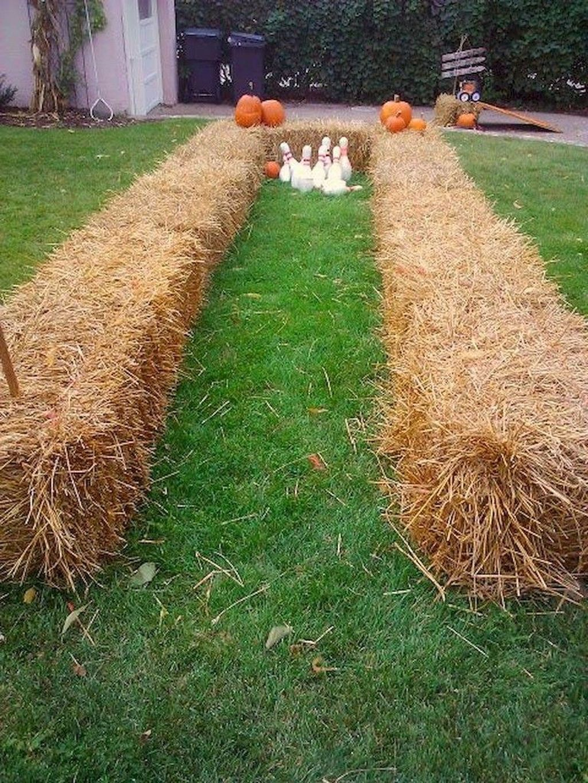 Fabulous Fall Backyard Party Decorations Ideas 15