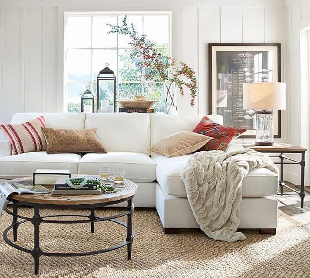 Fabulous Family Friendly Living Room Decoration Ideas 04