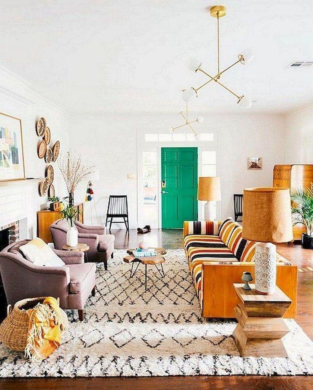 Fabulous Family Friendly Living Room Decoration Ideas 08