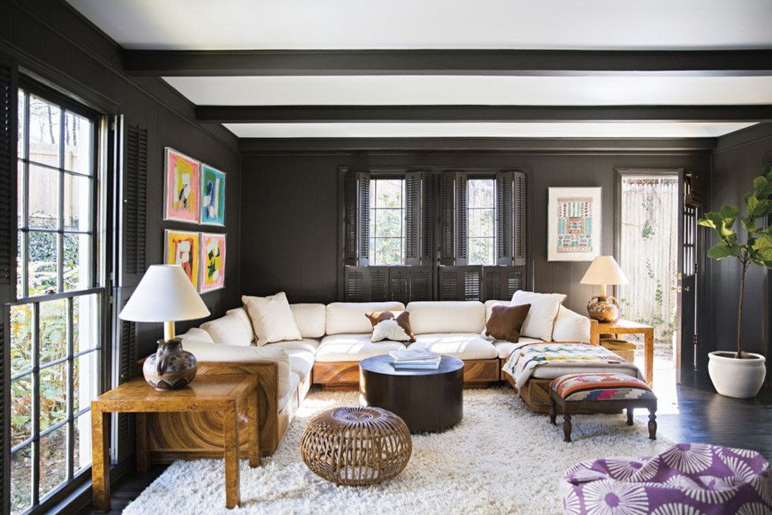 Fabulous Family Friendly Living Room Decoration Ideas 11