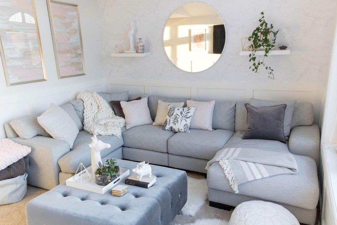 Fabulous Family Friendly Living Room Decoration Ideas 14